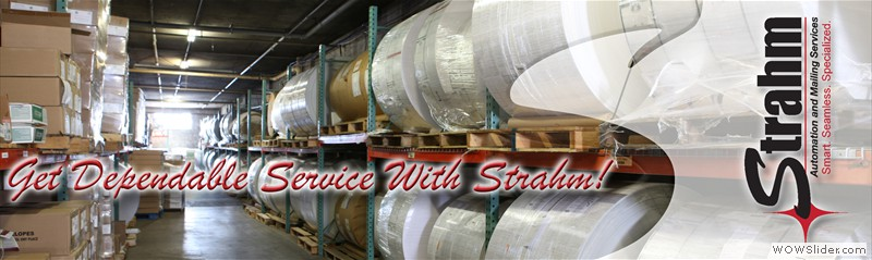 Get Dependable Service With Strahm!
