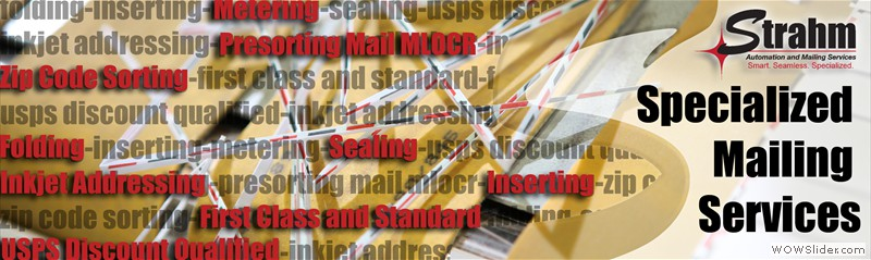 Specialized Mailing Services